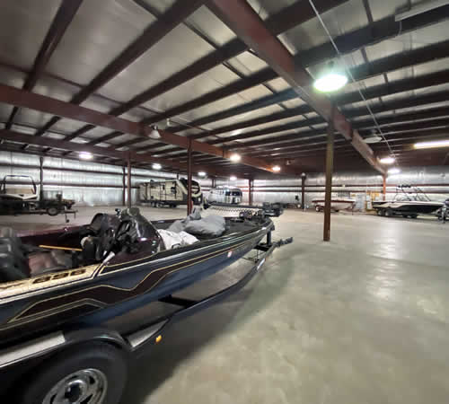Indoor/Outdoor Boat Storage Rates Minocqua WI