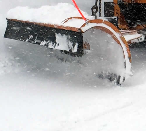 Snow Plowing and Removal Services Minocqua WI